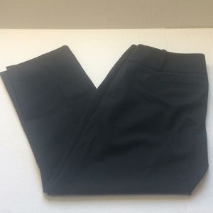 NWOT The Limited navy blue drew fit trouser pant